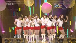 getlinkyoutube.com-SNSD - Gee & Jingle Bell Rock (Noel 2009) (Soshivn)