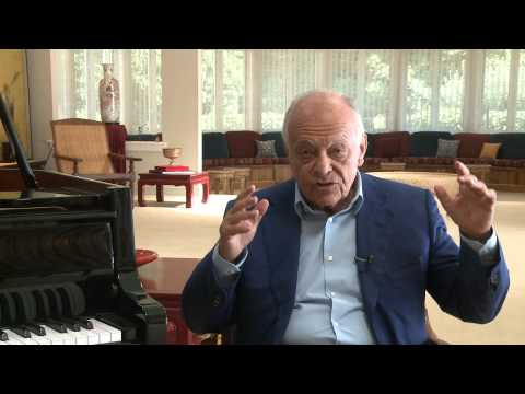 Maestro Lorin Maazel - Performance: November 7th, 2012