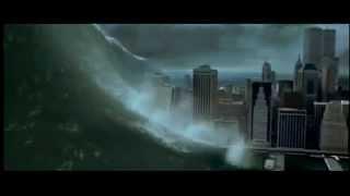 getlinkyoutube.com-Ways the World Could End: Tsunami via Meteor