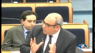 Intervento in Aula Consiglio regionale della Campania seduta 30 gennaio 2014