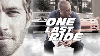 getlinkyoutube.com-Paul Walker Tribute - Dominic Toretto &  Brian O'Conner Story (One Last Ride)