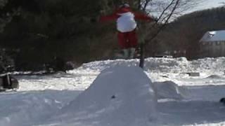 getlinkyoutube.com-Snow Day... (Homemade Ski Edit)