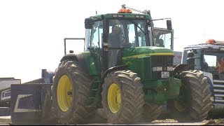 getlinkyoutube.com-John Deere 7810 full pull (HD)