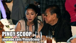 getlinkyoutube.com-Pops Fernandez And Chavit Singson Spotted At Baby Aria Gutierrez's Baptismal Party