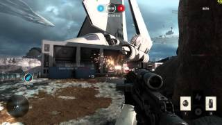 getlinkyoutube.com-Star Wars Battlefront Asus Strix GTX 950 Gameplay FPS Test (BETA)