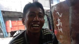 getlinkyoutube.com-Cara Bikin Perangkap ikan Belanak