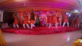 getlinkyoutube.com-Ehsan & Afrida's Holud Night & Dance 2017