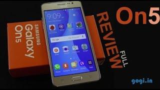 getlinkyoutube.com-Samsung Galaxy On5 full review price - Rs. 8,990