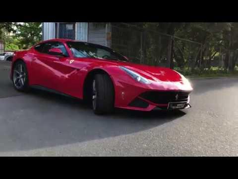 Детейлинг для Ferrari F12 Berlinetta