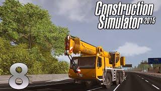 getlinkyoutube.com-Construction Simulator 2015| EP 8| Don't drop it