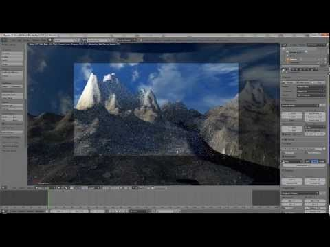 Blender 2.65 - Tutorial on how to Composit Volumetrics (Mist) into Cycles