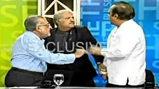 getlinkyoutube.com-Pakistani Politicians Fight On Live TV