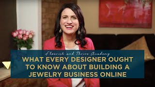 getlinkyoutube.com-What Every Designer Ought to Know About Building a Jewelry Business Online