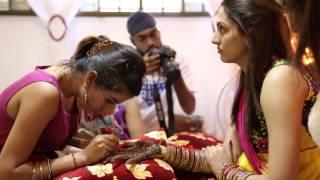 getlinkyoutube.com-A Singapore Punjabi Wedding Highlights of Kevin & Shohiniy