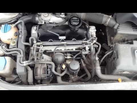 Контрактный двигатель Skoda (Шкода) 1.9 AXR | Где ? | Тест мотора