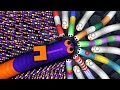 Slither.io Snake Commits Suicide In Slitherio Epic New Skin! Slitherio Best Moments
