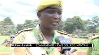 getlinkyoutube.com-Government recruits KWS rangers in fight against poaching