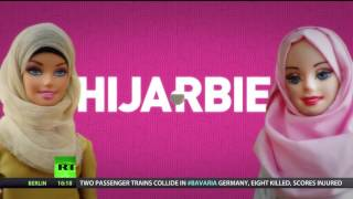 Meet Hijarbie: Barbie gets hijab makeover width=
