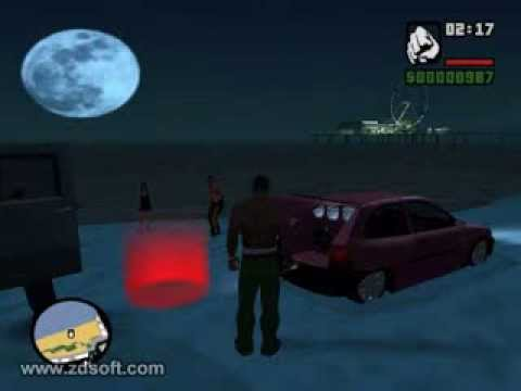 Gta San Andreas , disputa de som 2013