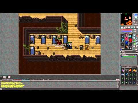 Tibia - Brotherhood Quest with Emina!