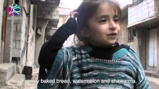 أمنيات أطفال سورية في عام 2014