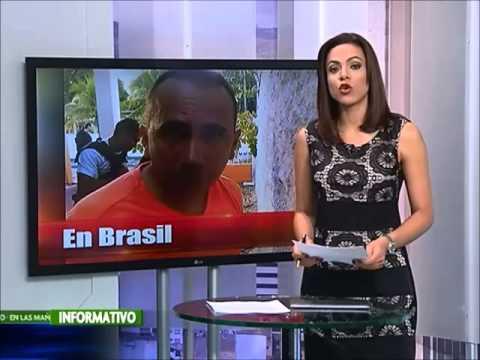 El narcotraficantes 'Marquitos' Figueroa cayó en Brasil