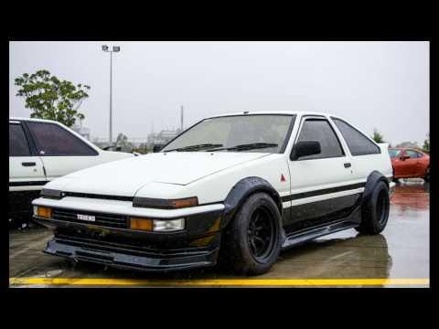 "Toyota AE86 Trueno ""speed chime"" sound"