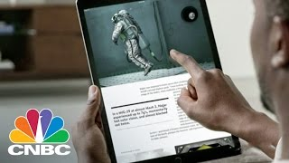 Apple Has High Hopes For iPad Pro