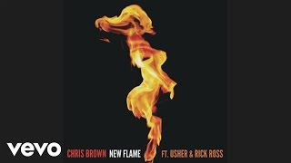 Chris Brown - New Flame (ft. Usher & Rick Ross)