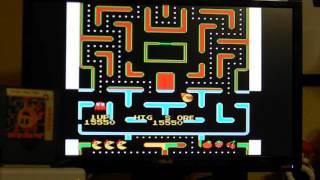 getlinkyoutube.com-MS Pacman on Retro Freak: Bad Dump or Crapulation?