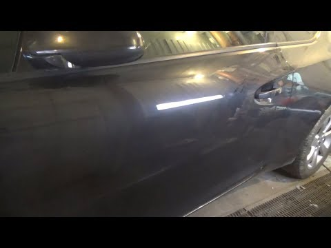 Как снять переднюю дверь. Opel Astra J, GTC.