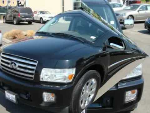 2005 Infiniti QX56 Problems, Online Manuals and Repair Information