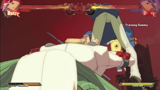 getlinkyoutube.com-GGXRD:Faust's Stimulating Fists of Annihilation On All Characters