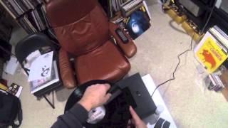 getlinkyoutube.com-Record Doctor V Vacuum Cleaning Machine