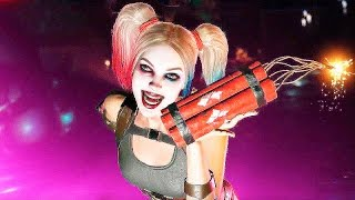 getlinkyoutube.com-INJUSTICE 2 Harley Quinn Gameplay (PS4/Xbox One) 2017