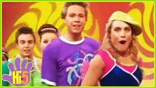 getlinkyoutube.com-The Dancing Bus | Hi-5 - Season 12 Song of the Week | Kids Songs