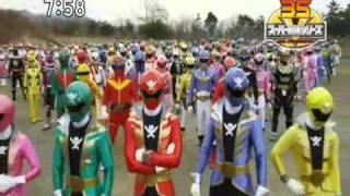 getlinkyoutube.com-Power Rangers:Ultimate Alliance Fan made opening