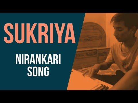 nirankari new song shukriya
