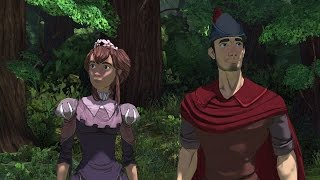 King's Quest - Once Upon a Climb Megjelenés Trailer