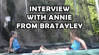 Interview with Annie from Bratayley (Acroanna) - By Bethany G