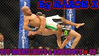 getlinkyoutube.com-UFC HIGHTLIGHTS & KNOKOUTS # 48 MMA 2015 [ Сентябрь ]
