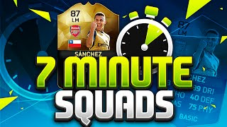 getlinkyoutube.com-FIFA 16 7 MINUTE SQUADS!!! INFORM ALEXIS SANCHEZ!!!