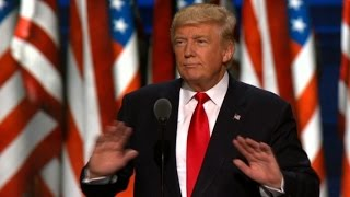 Doom and gloom in Trump's RNC speech