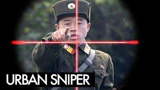 getlinkyoutube.com-Airsoft Sniper Gameplay - Scope cam - Urban Sniper 2016