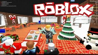 getlinkyoutube.com-Let's play ROBLOX! Work at a Pizza Place