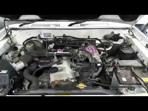 Toyota Prado RZJ95 3RZ-FE №2110210