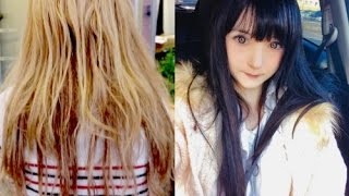 getlinkyoutube.com-Japanese Hair Transformation