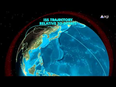 2007 - Chinese anti-satellite missile test
