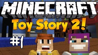 Minecraft: Toy Story 2! Episode 1 (w/ Ryan!)