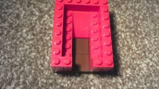 getlinkyoutube.com-Lego Candy Machine Mini V1 *SIMPLE* TUTORIAL/INSTRUCTIONS